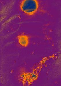 Sunography - Purple Gradient Map