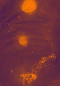 Sunography - Dark Gradient Map