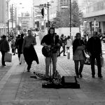 Musician - Single Shot Street Photography