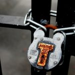 Padlock - Outdoor Shoot