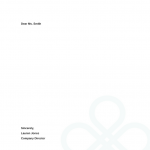Letterhead Design - International Opticians Association