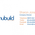 Nubuild - Business Card