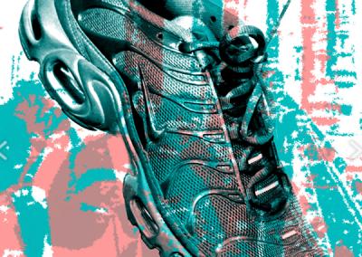 Nike Inspired Poster Design