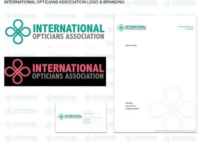 International Opticians Association – Logo & Branding