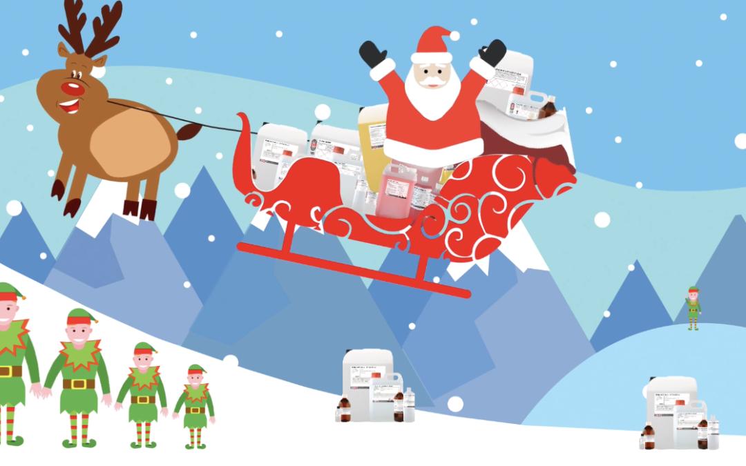 APC Pure Christmas Animation