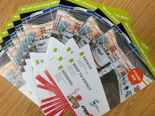 IBMS Congress – Direct Marketing Flyers