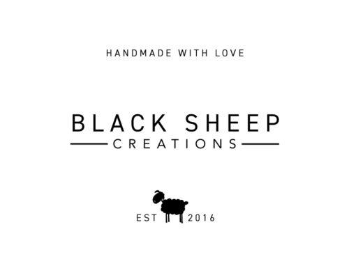 BLACK SHEEP CREATIONS – Logo Design