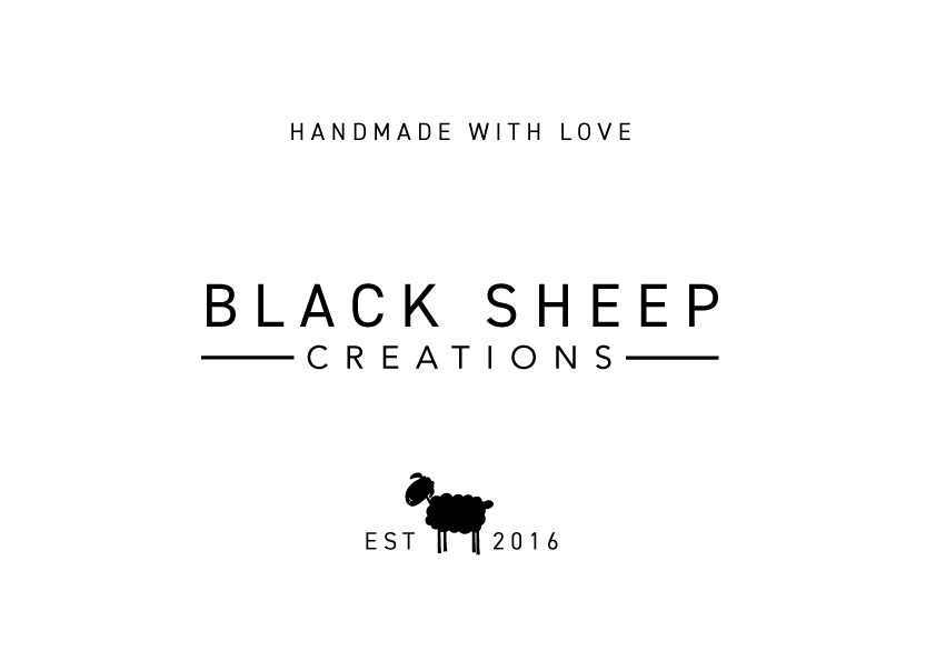 BLACK SHEEP CREATIONS – Logo Design