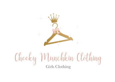 Cheeky Munchkin Clothing – Logo Design
