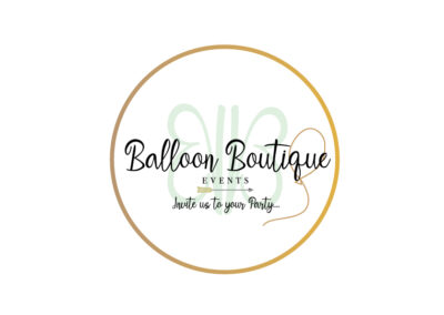 Balloon Boutique Events – Logo & Branding